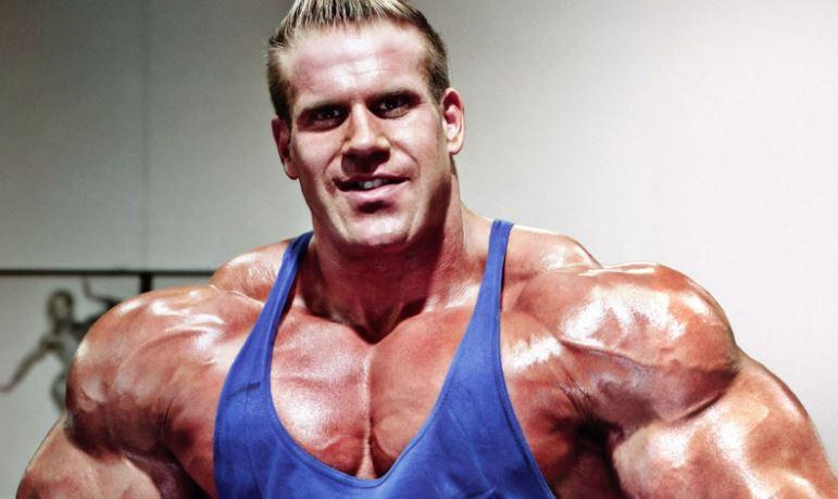 Jay Cutler - Richest Bodybuilders