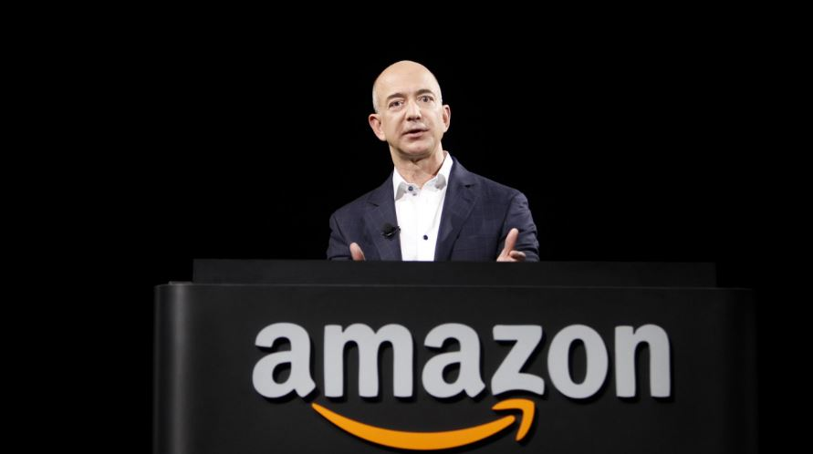 Jeff Bezos Top Famous Business Men In American History 2019