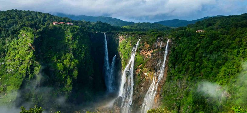 jog falls, Top 10 Greatest And Highest Waterfalls in The World 2019