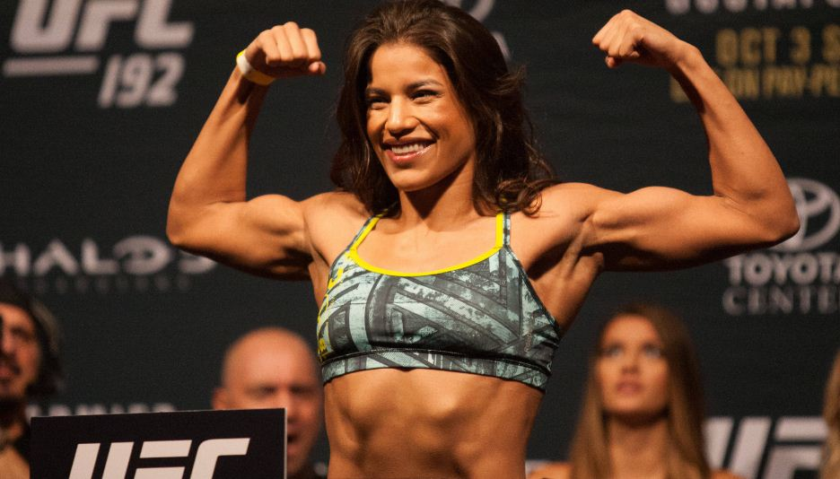 julianna pena, Top 10 Most Beautiful Hottest UFC Female Fighters in The World 2017