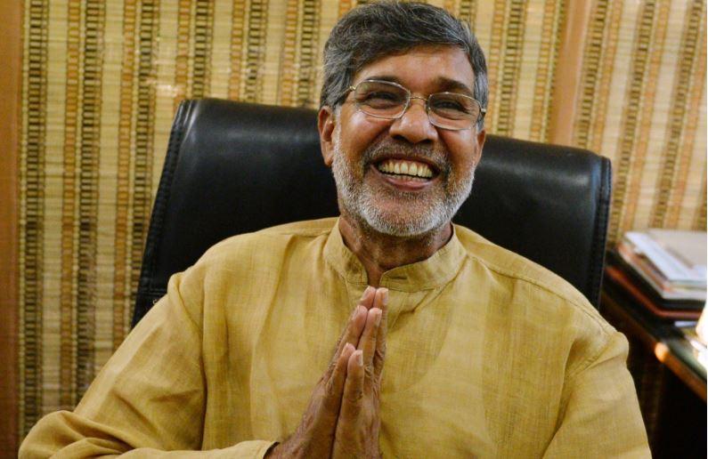 kailash satyarthi, Top 10 Most Popular Indians