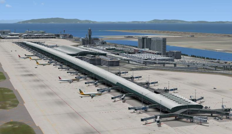 Kansai International Airport Top Famous Airports in The World 2019