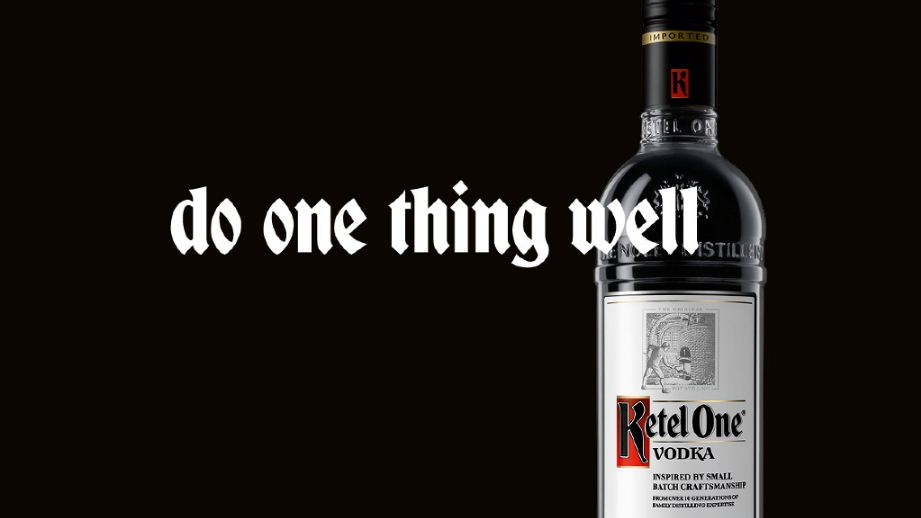 ketel one, Top 10 Best Selling Alcoholic Drinks in The World 2017