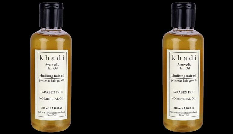 khadi-ayurvedic-hair-growth-oil-top-10-best-oils-for-thick-hairs