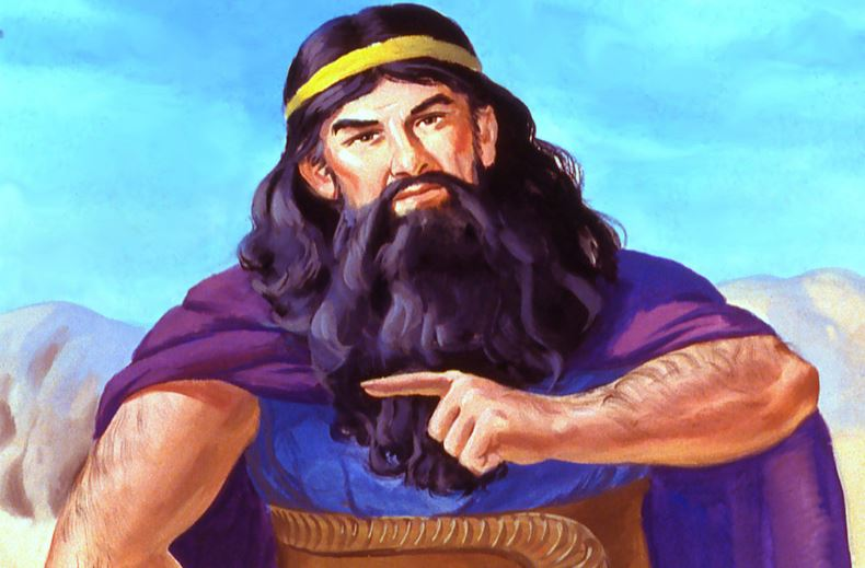 king ahab, Top 10 Most Evil Bible Characters