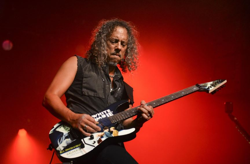 Kirk Hammett Top 10 Greatest Guitarists The World