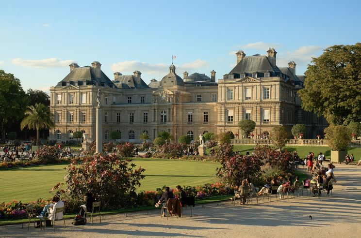 LUXEMBOURG PALACE, Top 10 Best & Most Famous Historical Places In France 2017