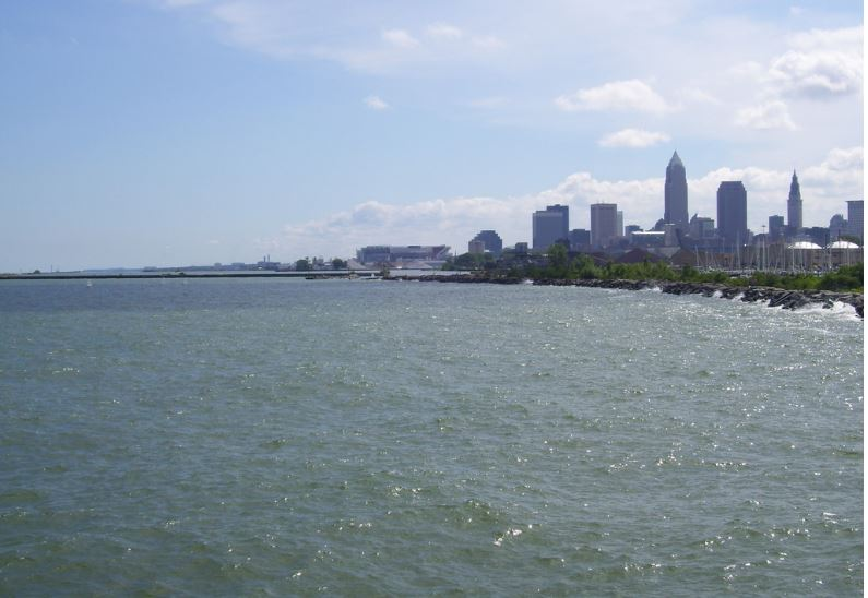 Lake Erie Top Most Popular Biggest Largest Freshwater Lakes in The World 2018