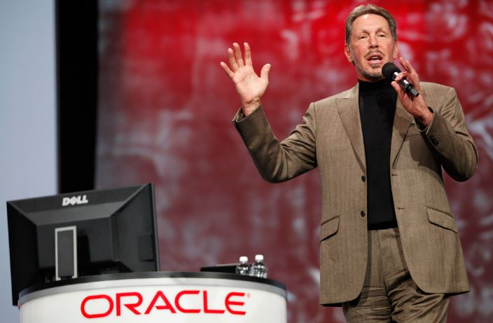 Larry Ellison Top Popular Business Men In American History 2019