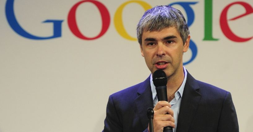 larry page, Top 10 Richest American