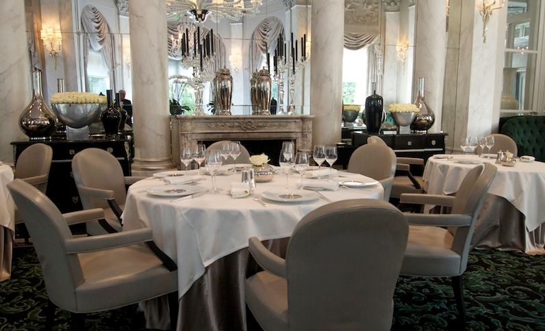 le pre catelan, Top 10 Most Luxurious Restaurants in The World 2018
