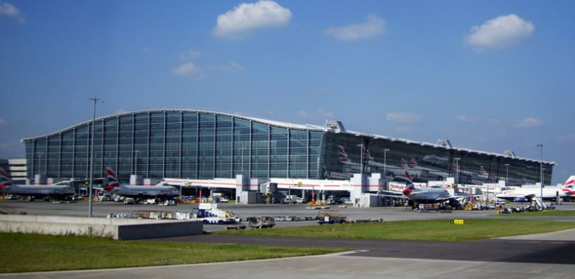 London Heathrow Airport Top Popular Airports in The World 2019