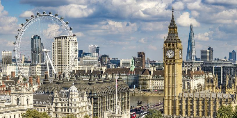 London Top Most Popular Beautiful Cities in Europe 2018