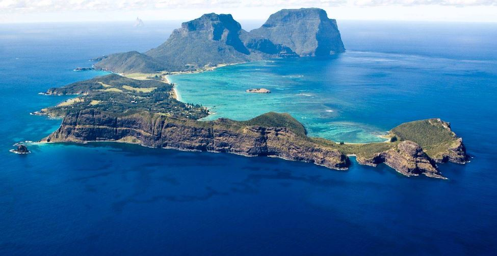 lord howe island, Top 10 Most Fascinating Wonders of Australia 2018