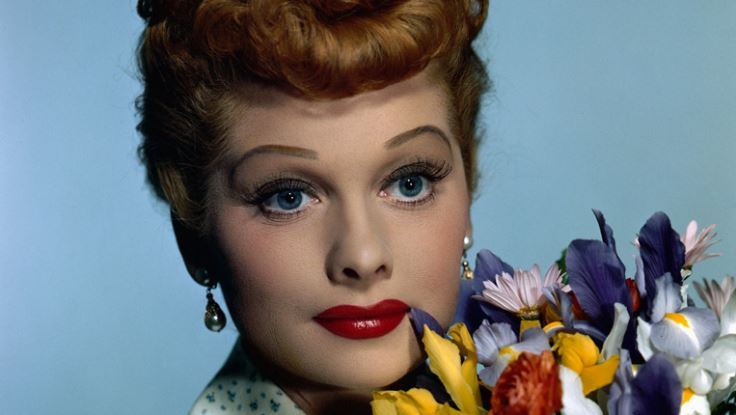 Lucille Ball Top Popular Funniest Comedic Actors And Actresses All Time 2019