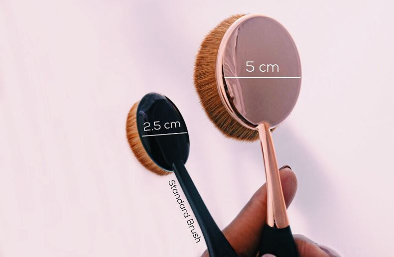 luxe-large-oval-makeup-brush-top-popular-skin-care-products-2019