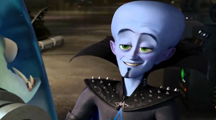 MEGAMIND Top 10 Best Onscreen Villains in Hollywood of All Time Line
