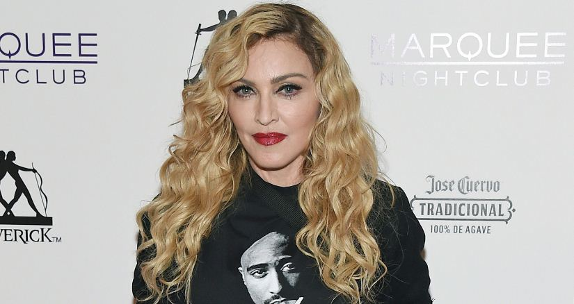 Madonna - Richest Female Singers
