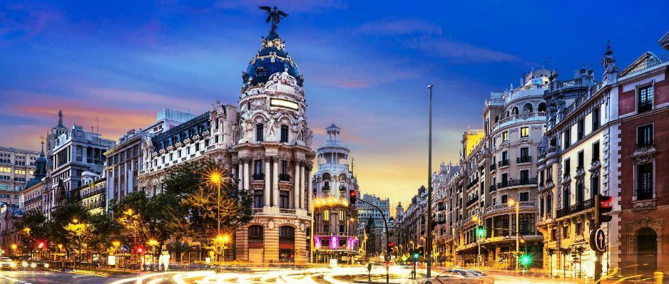Madrid, Top 10 Best Shopping Centers in The World 2017