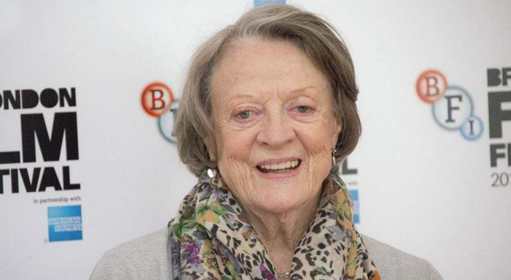 Maggie Smith Top Famous British Comedians Ever 2018