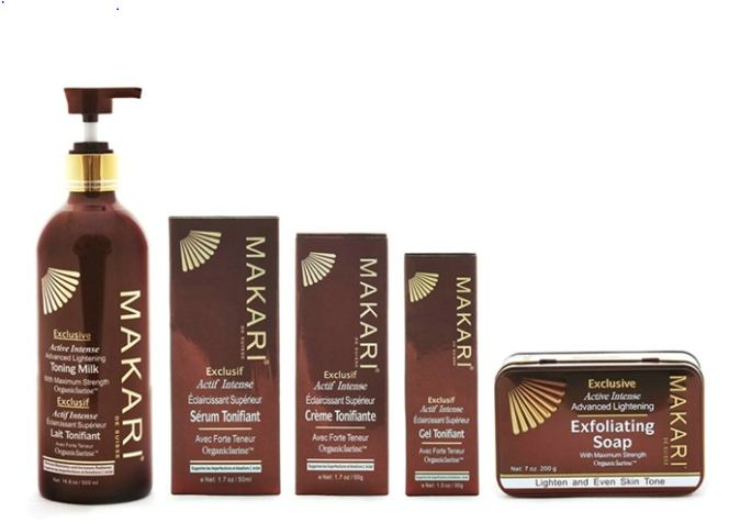 makari, Top 10 Best Skin Lightening Products in The Market 2017
