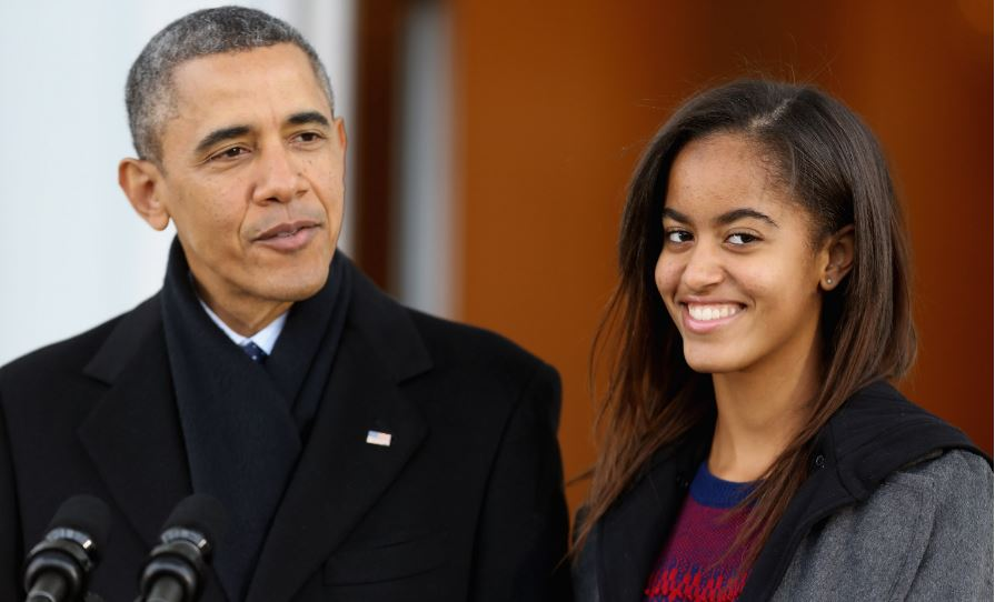Malia Obama,17 Top 10 Most Influential Teens