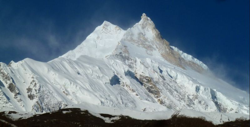 manaslu, Top 10 Highest Mountains in The World