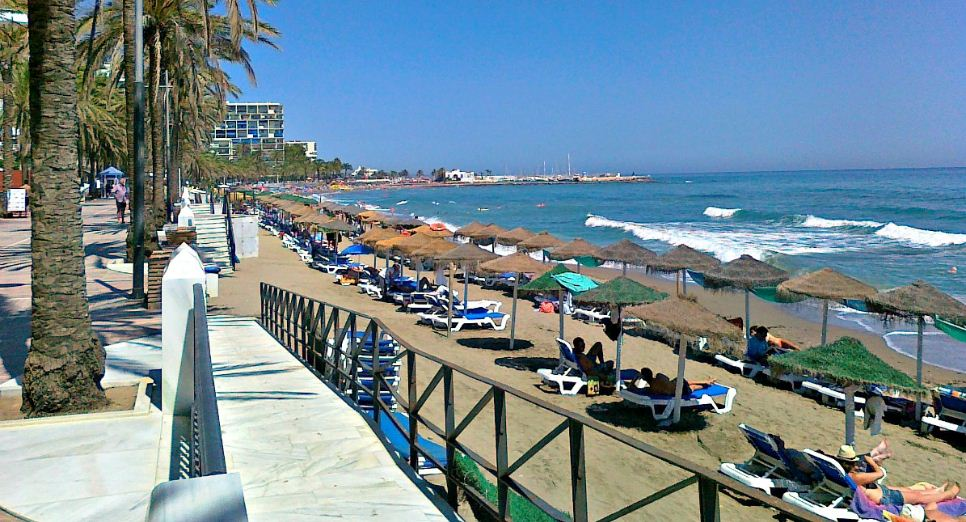 marbella, Top 10 Best And Most Popular Beaches in Spain 2017