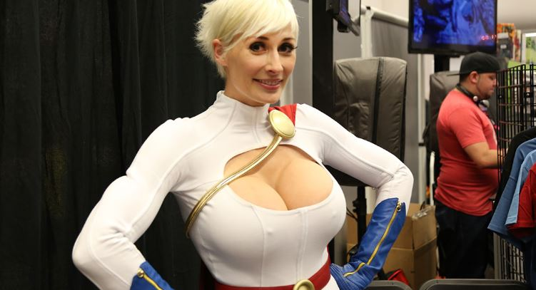 Marie-Claude Bourbonnais Top 10 Cosplay Girls in The World