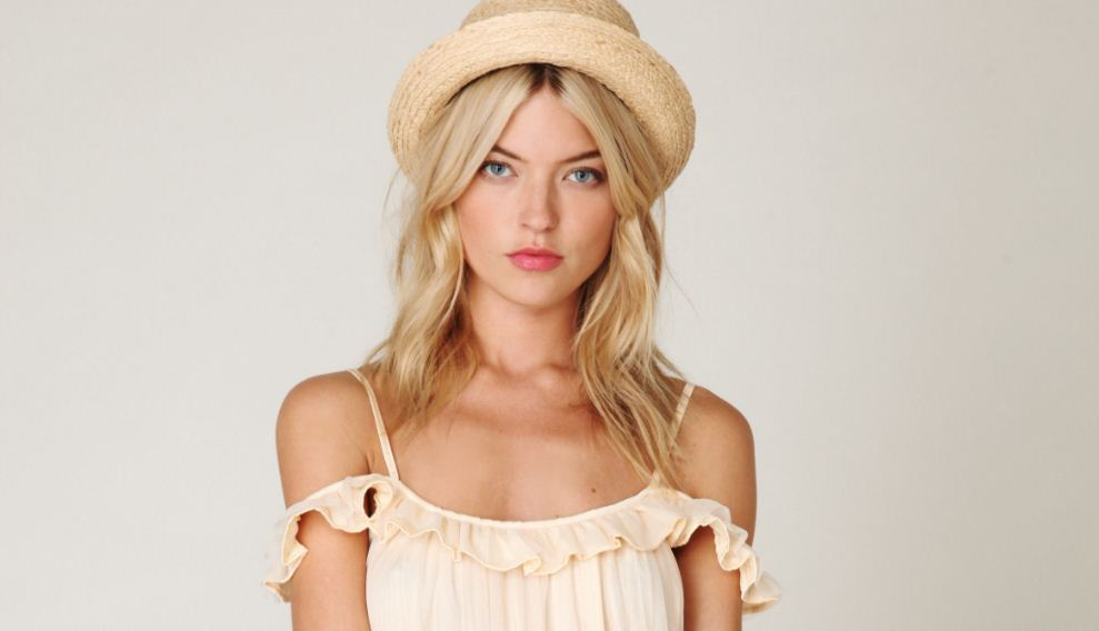 Martha Hunt - Most Beautiful Victoria Secret models