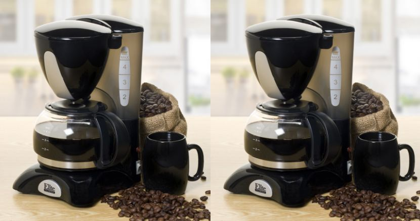 MaxiMatic Elite Cuisine Coffee Maker, Top 10 Best Instant Coffee Makers in The Market