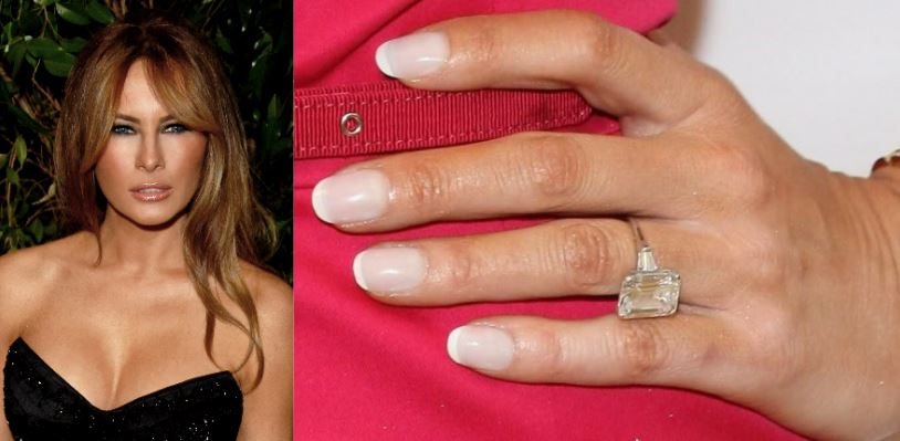 Most expensive engagement rings in the world 2017 top 10 for Melania trump wedding ring cost