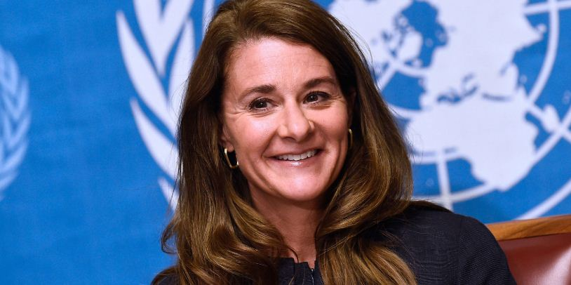 melinda gates, Top 10 Most Successful Women of All Time 2017