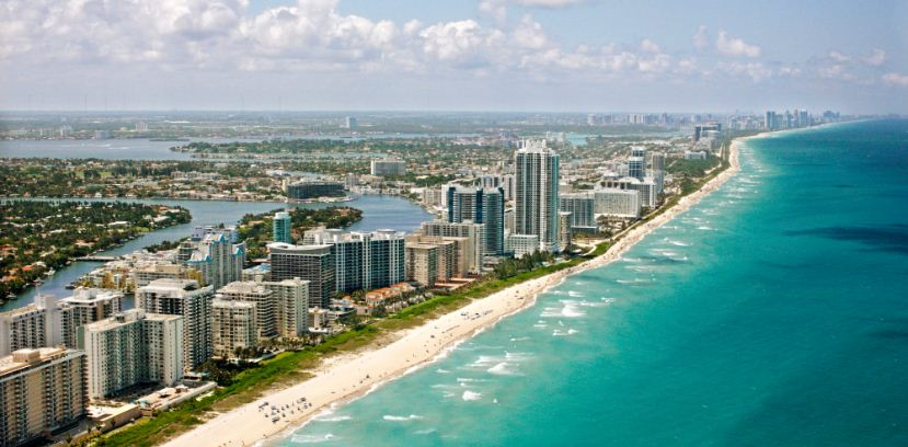 miami beach, Top 10 Most Beautiful Beaches in Florida 2017