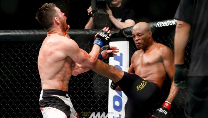 Michael Bisping vs. Anderson Silva or Chris Weidman Top 10 Most Wanted Dream Fights That Will Never Happen