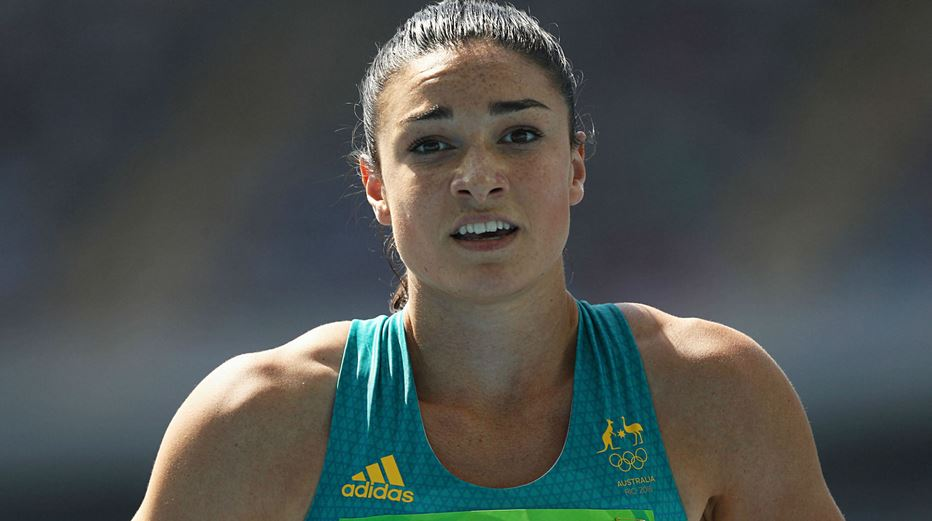 michelle jenneke, Top 10 Most Desirable Women In Sports 2017