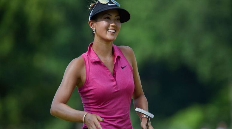 michelle wie, Top 10 Most Beautiful Hottest Female Golfers in The World 2017