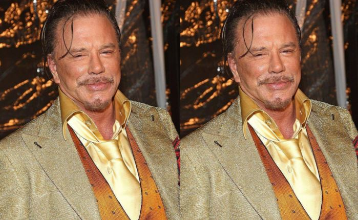 Mickey Rourke Top 10 Celebs Who Are Aging Horribly