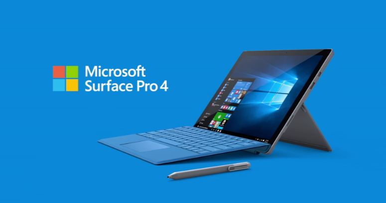 microsoft surface pro 4, Top 10 Most Beautiful Tablets in The World