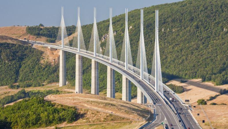 Millau Viaduct Top Famous Engineering Wonders of The Modern World 2019