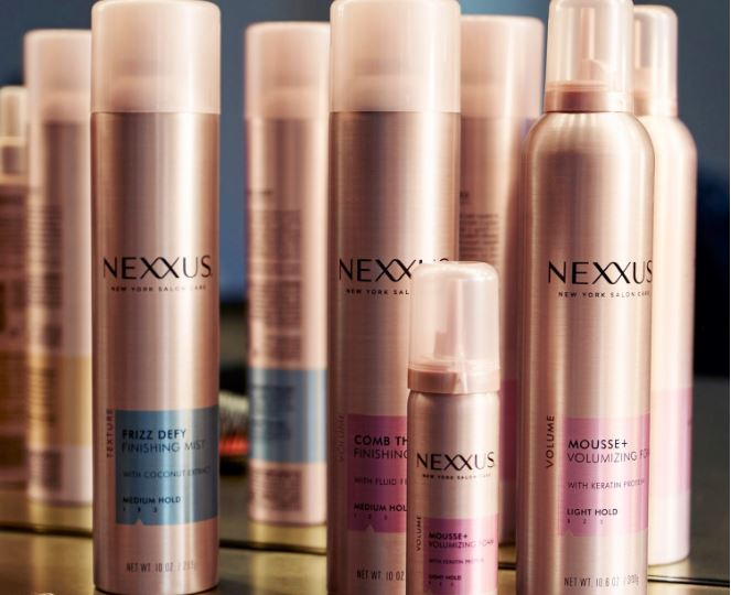 nexxus-finishing-mist-hairspray-best-hair-sprays-for-fine-hairs-2018
