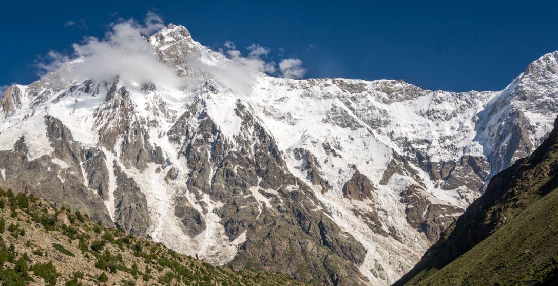 nanga parbat, Top 10 Highest Mountains in The World 2017