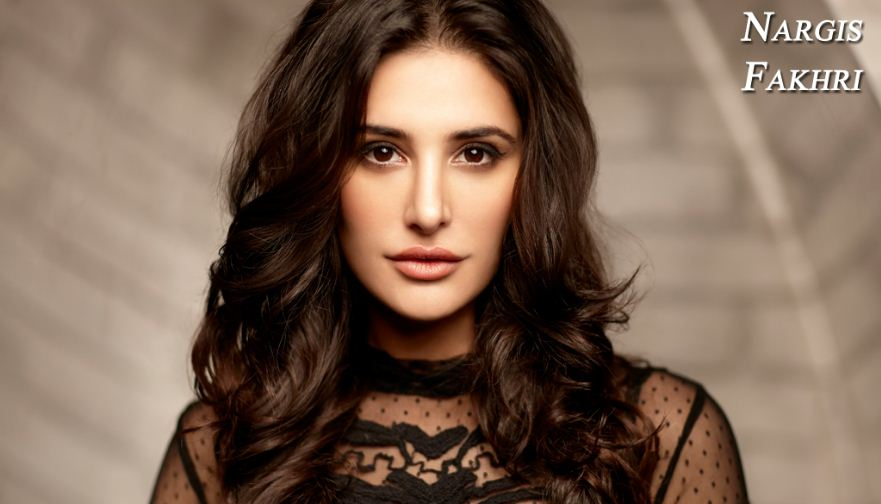 nargis fakhri, Top 10 Most Beautiful Sexiest Bollywood Actresses 2017