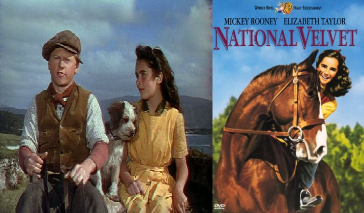 national velvet, Top 10 Movies By Elizabeth Taylor of All Time 2017