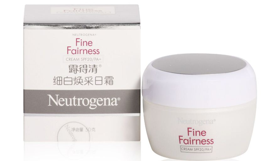Neutrogena Fine Fairness Cream, Top 10 Best Selling Fairness Creams For Women in The World 2017