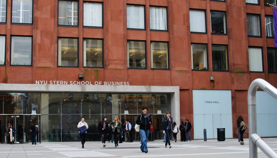 New York University Leonard N. Stern .School of Business, Top 10 Most Popular MBA Institutions in The World 2017