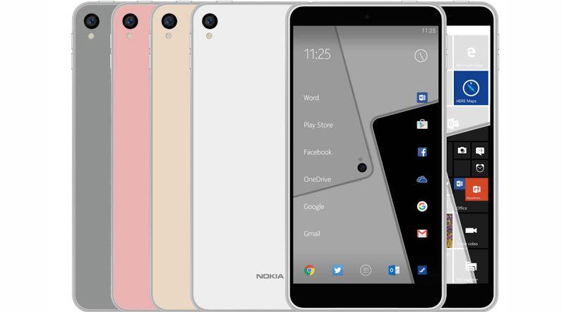 nokia c1, Top 10 Best Upcoming Smartphone's in The World 2017