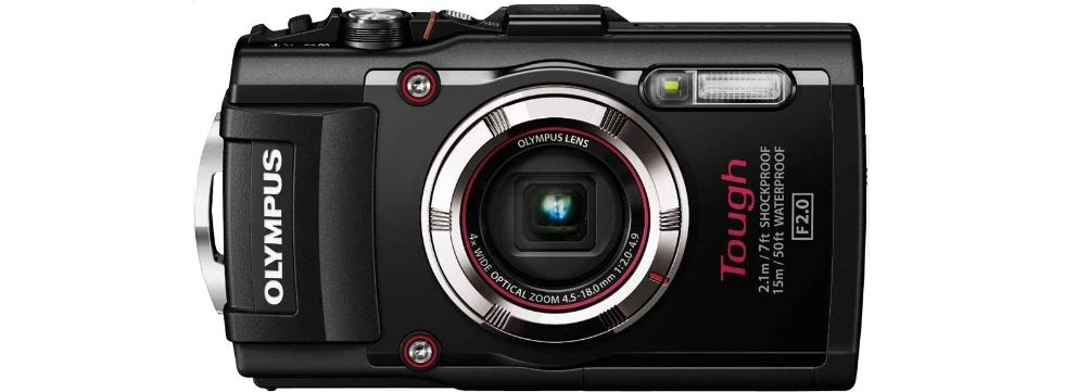 OLYMPUS TG-3 16 MP, Top 10 Best Selling Waterproof Cameras 2017