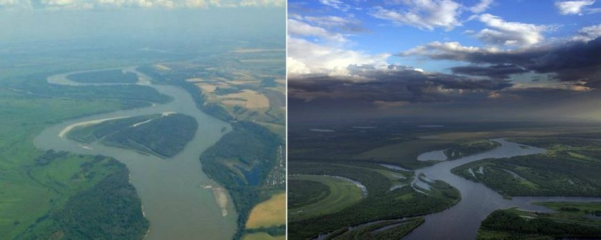 Largest Rivers In The World Top List - Ten longest rivers