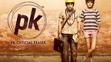 PK Top 10 Highest Grossing Worldwide Bollywood Movies
